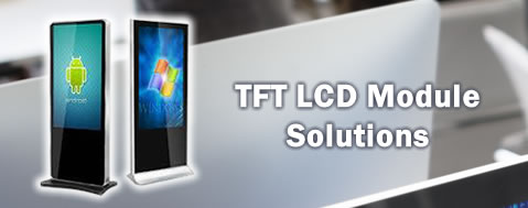 TFT LCD Module Solutions